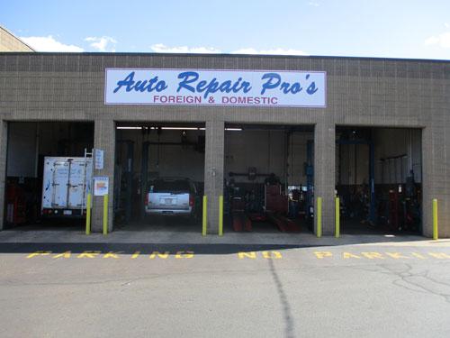 Auto Repair Pros Mansfield