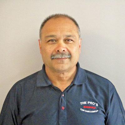 Dennis Medina, General Manager