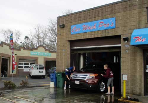Pro's Rewards Club at Pros Car Care Complex