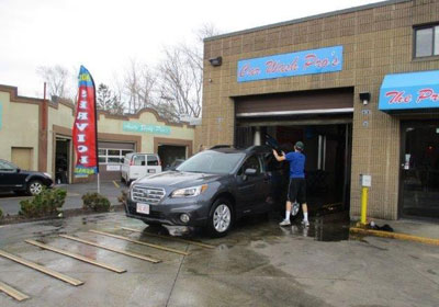 Pro's Car Care unlimited monthly wash