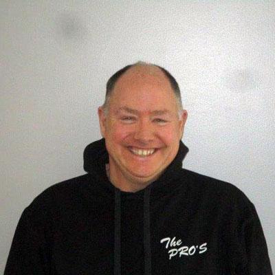 John Kinahan Auto Body Manager